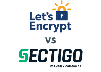 Let's Encrypt vs Sectigo (Comodo)